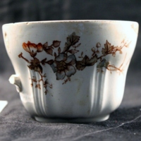 Whiteware Cup (side a)